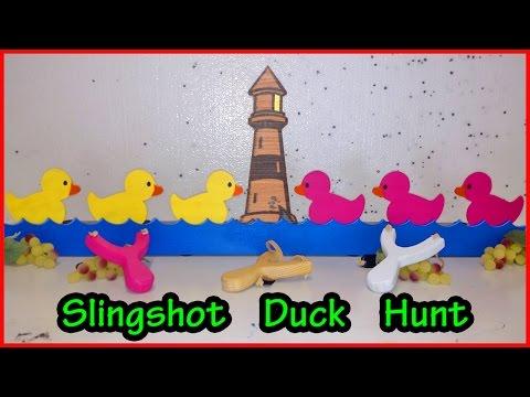Slingshot Duck Hunt   #gamemakerchallenge