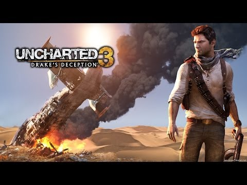 Uncharted 3: Drake's Deception Game Movie (All Cutscenes) 1080p