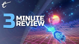 Cyber Hook | Review in 3 Minutes (Video Game Video Review)