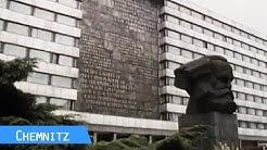 Chemnitz - Karl-Marx-Stadt - Bilder deutscher Städte (1983)