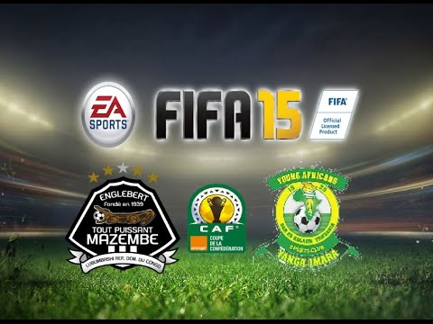 FIFA 15 Gameplay TP Mazembe vs Young Africans