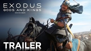 Exodus: Gods and Kings (2014) Feature Trailer