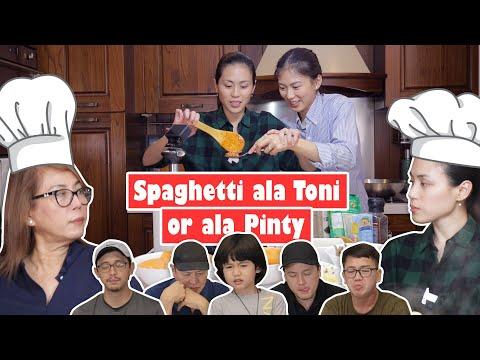 Who Has the Better Spaghetti by Alex Gonzaga