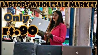 Laptop Wholesale Market in Delhi   Apple macbook, Dell, HP,   Laptop at Wholesale Rate Shakarpur