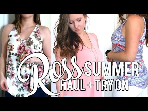 summer-clothing-haul-2018-|-ross-clothing-haul