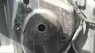 Как снять стеклоподъёмник на Nissan Primera P10