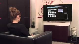Tutoriel Samsung Smart TV 2012 : comment configurer son écran - Cobrason