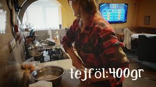 Csöröge sütés