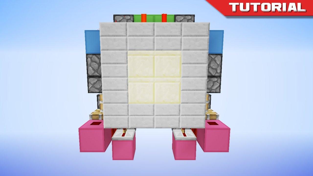 Tiny 2x2 Hidden Piston Door Flush Amp Seamless YouTube
