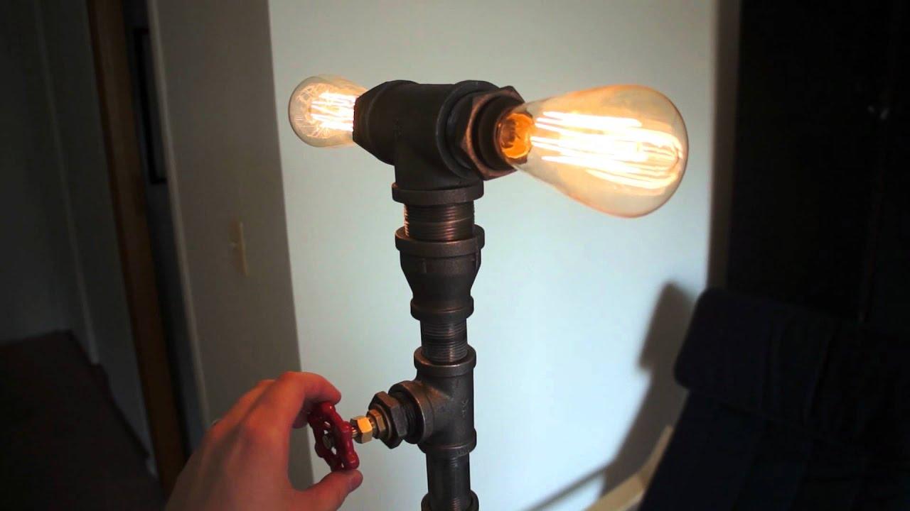 Vermeulen pipe lamp youtube arubaitofo Images