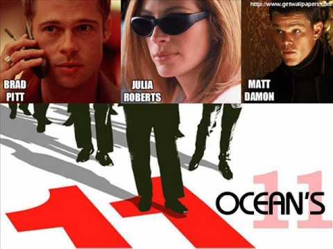 Ocean's Eleven Soundtrack - David Holmes-Lyman Zerga.wmv