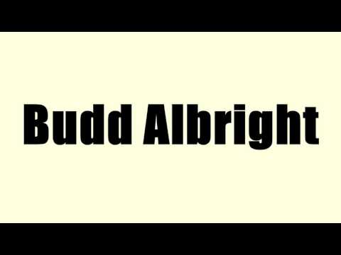 Budd Albright