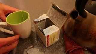 How to Make Nelumbo Nucifera Tea : Tea Time