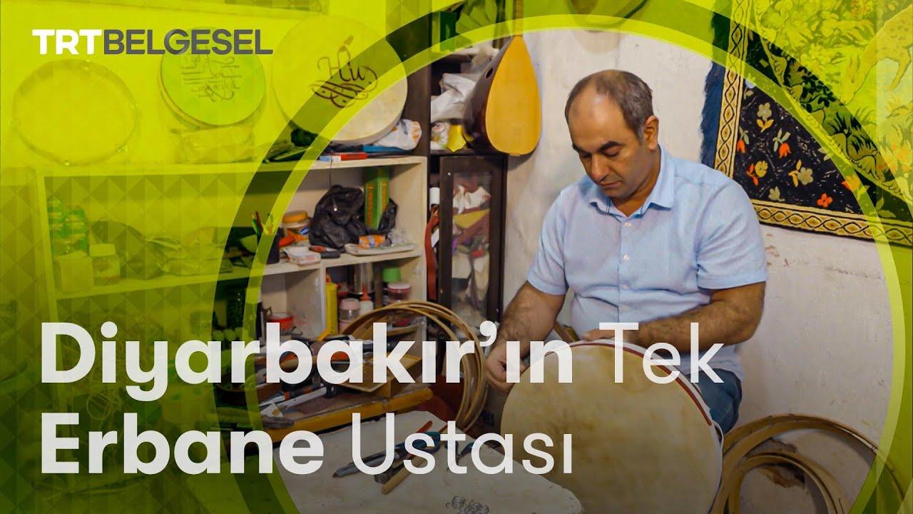 Diyarbakır'ın Tek Erbane Ustası   Geçmişin Gölgesinde   TRT Belgesel