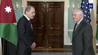 الصفدي يثمن الدعم الأمريكي للأردن - (19-1-2018)