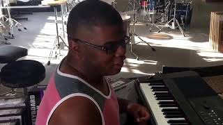 Terrance Shider Piano Improv