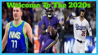A New Era Sports In The 2020s