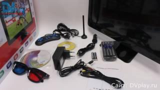 видео Портативные DVD-плееры с диагональю экрана 7 дюймов