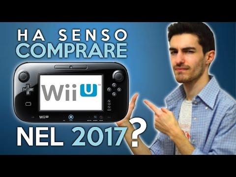 Ha senso comprare NINTENDO Wii U nel 2017?