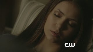The Vampire Diaries: 8x14 - Damon saves Elena and Stefan, offers his soul to Cade kills himself [HD]