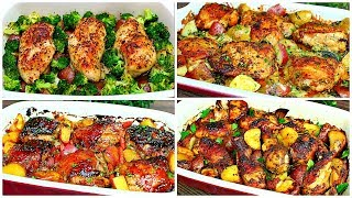 5 Most Amazing Chicken and Potatoes Dinner Recipes