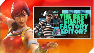 [TUTORIAL]  How To Become The Best Sharefactory Editor (Advanced Sharefactory Tutorial)   Asterias