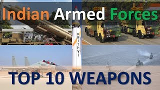 Top 10 Weapons of India (Malayalam)