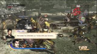 Dynasty Warriors 7 Shu Story Mode Walkthrough Part 1