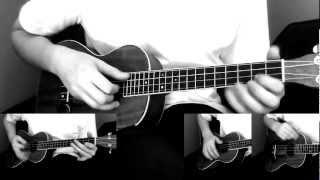 Ed Sheeran - The A Team (Ukulele Instrumental Cover)