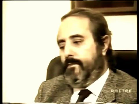 Giovanni Falcone The Response of a Hero