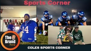 Cole's Sports Corner: This week in sport