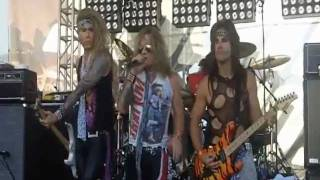 Steel Panther - Let me cum in (Balls Out)