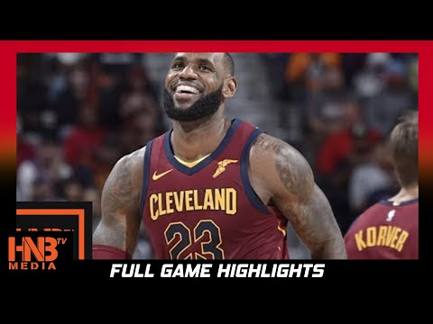 Cleveland Cavaliers vs New Orleans Pelicans Full Game Highlights / Week 2 / 2017 NBA Season