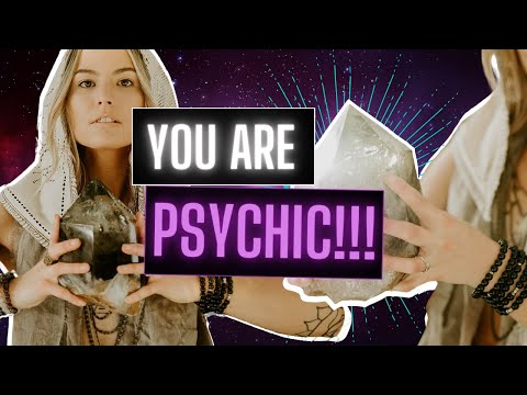 Elizabeth April: 8 Steps to be Psychic EA044