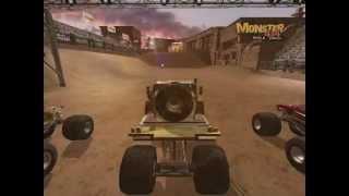 Monster 4X4: World Circuit Xbox Gameplay