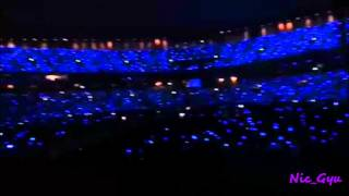 130727 SS5 Tokyo Dome - Blue Sapphire Wave