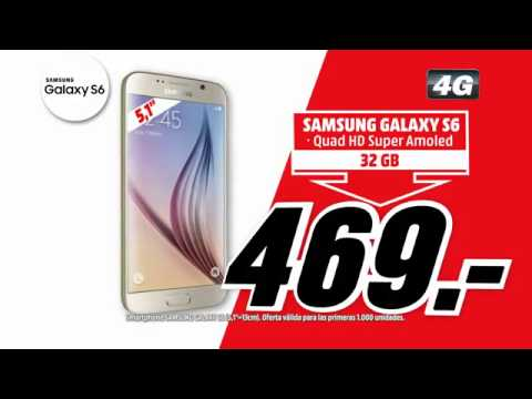 media markt i love samsung days galaxy s6 youtube youtube. Black Bedroom Furniture Sets. Home Design Ideas