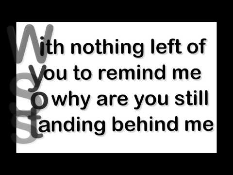 Sam Tsui - Shadow (lyrics video)