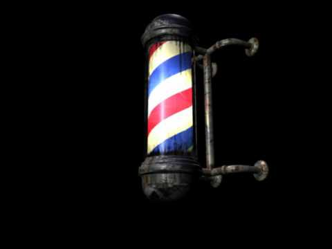 how to make a barber pole in photoshop