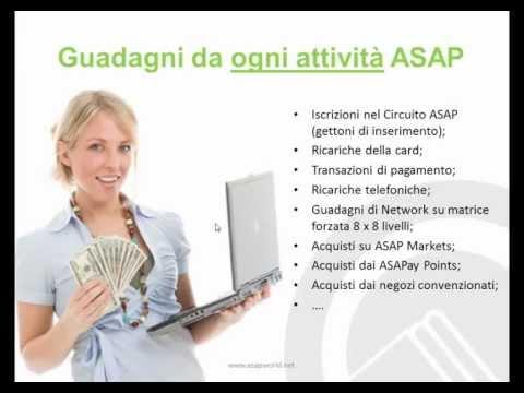 ASAP World Presentazione Circuito
