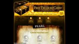 Free Treasure Chest Training Video Part 1