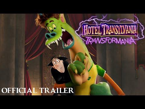 Download Hotel Transylvania: Transformania - Official Trailer - Only At Cinemas October 8