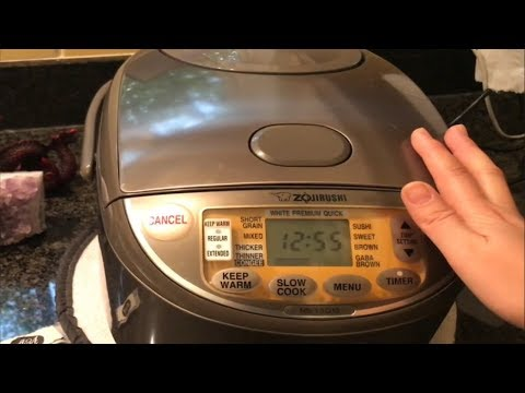 (2)How To Use Japanese Rice Cooker&care For It After Cooking The Perfect Rice(2)