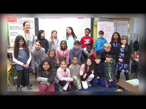 Today's Classroom - Maybeury Elementary School