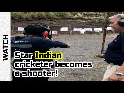 OMG! Star Indian cricketer becomes a shooter, selects Hardik Pandya as his prime target