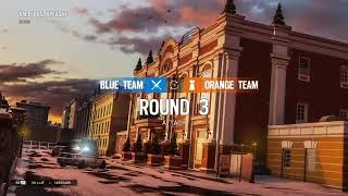 Road to Silver in Rainbow Six l R6
