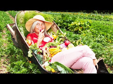 Organic Grower Kerry Clasby On Intuitive Foraging