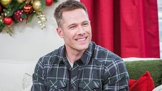 "Highlights - ""A Shoe Addicts Christmas"" star Luke Macfarlane – Hallmark Channel"