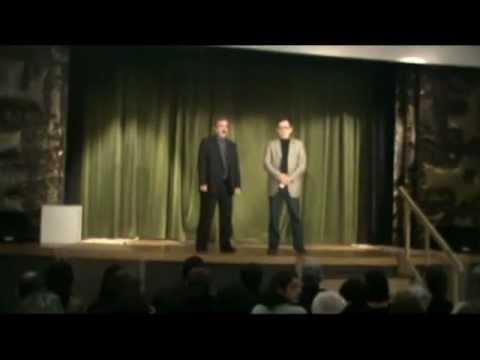 Тбилисский армянский театр в Париже - часть 2
