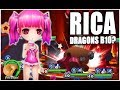 SUMMONERS WAR: Can we use Rica in Dragons B10 now?